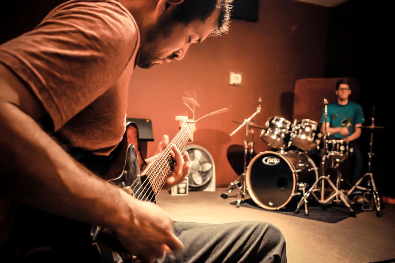 Madison Music Foundry Rehearsal Studios