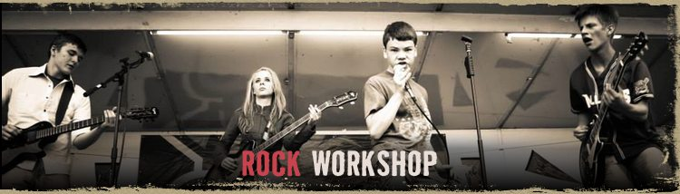 Enrollment is open for fall session of Rock Workshop