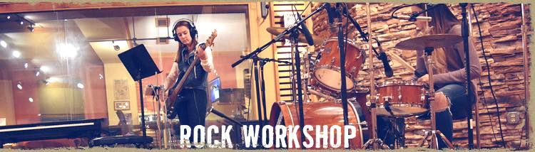 Registration for Summer Rock Workshop now open!