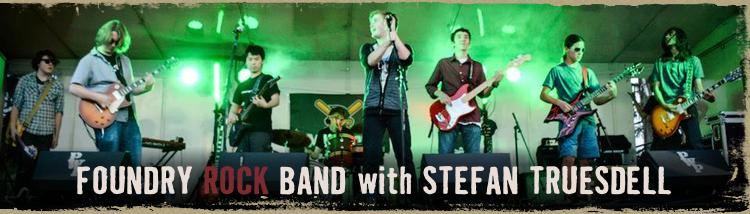 Foundry Rock Band