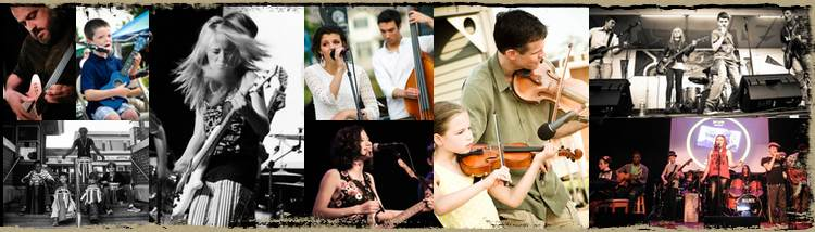 Announcing Summer Concerts for Youth Musicians