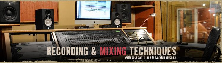 Class is on! Recording and Mixing Techniques on Saturday, March 18th.