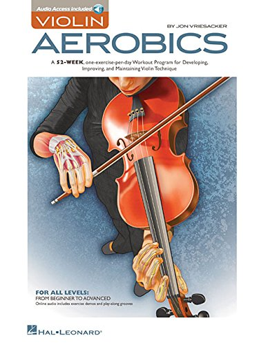 Violin Aerobics by Jon Vriesacker