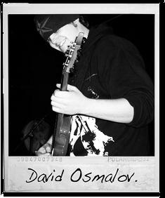 Dave Osmalov